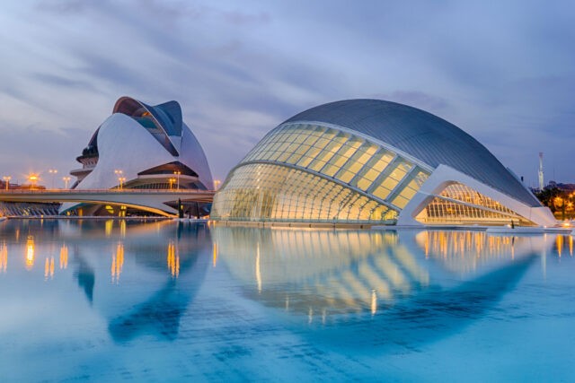 valencia ciudad artes ciencias