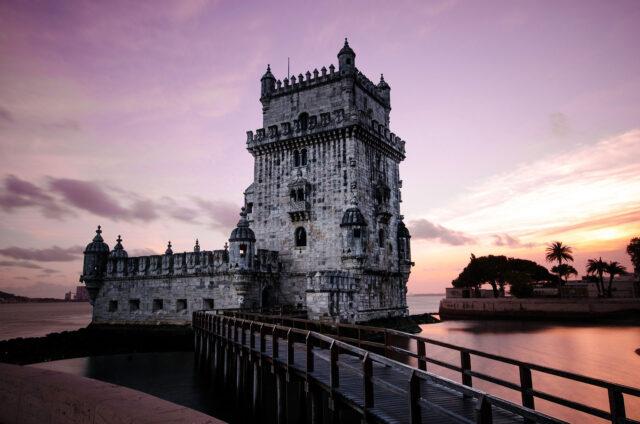 torre belem lisboa portugal