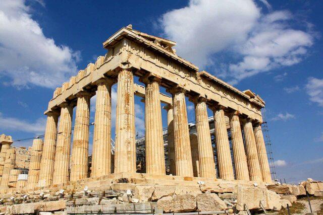parthenon atenas grecia