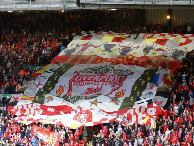 anfield liverpool fans