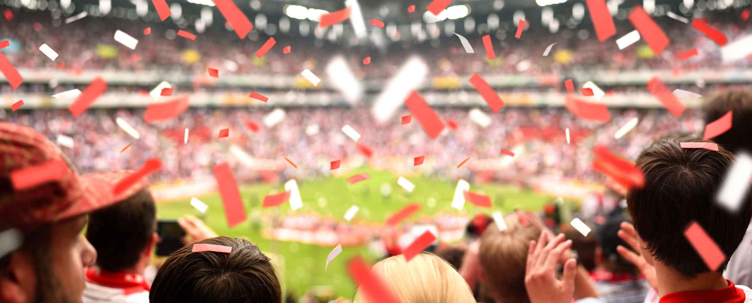 stadium fans football nomads
