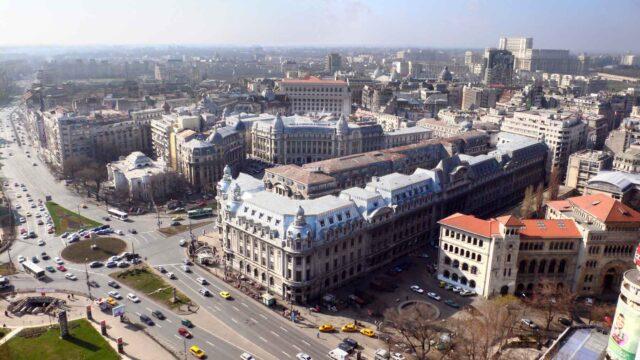 bucarest capital rumania