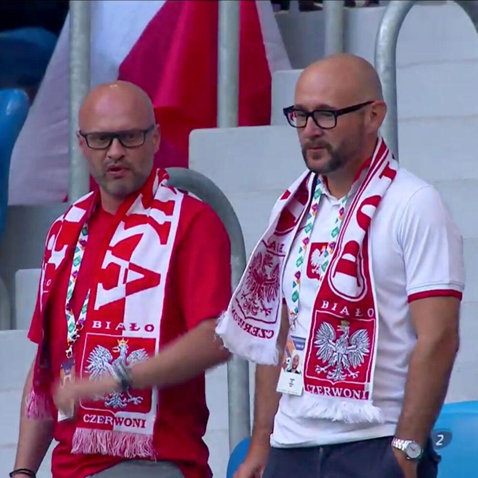 aficionados polonia